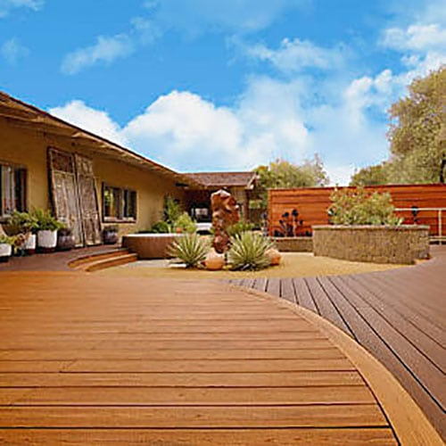 Composite Timber Wood Floor Decking In Malaysia Ilivinghomes
